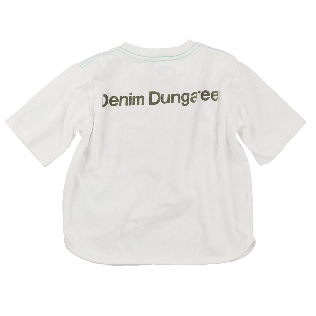 デニム&ダンガリー DENIM DUNGAREE D&D READY TEE(100cm 110cm 120cm)【メール便可】712417