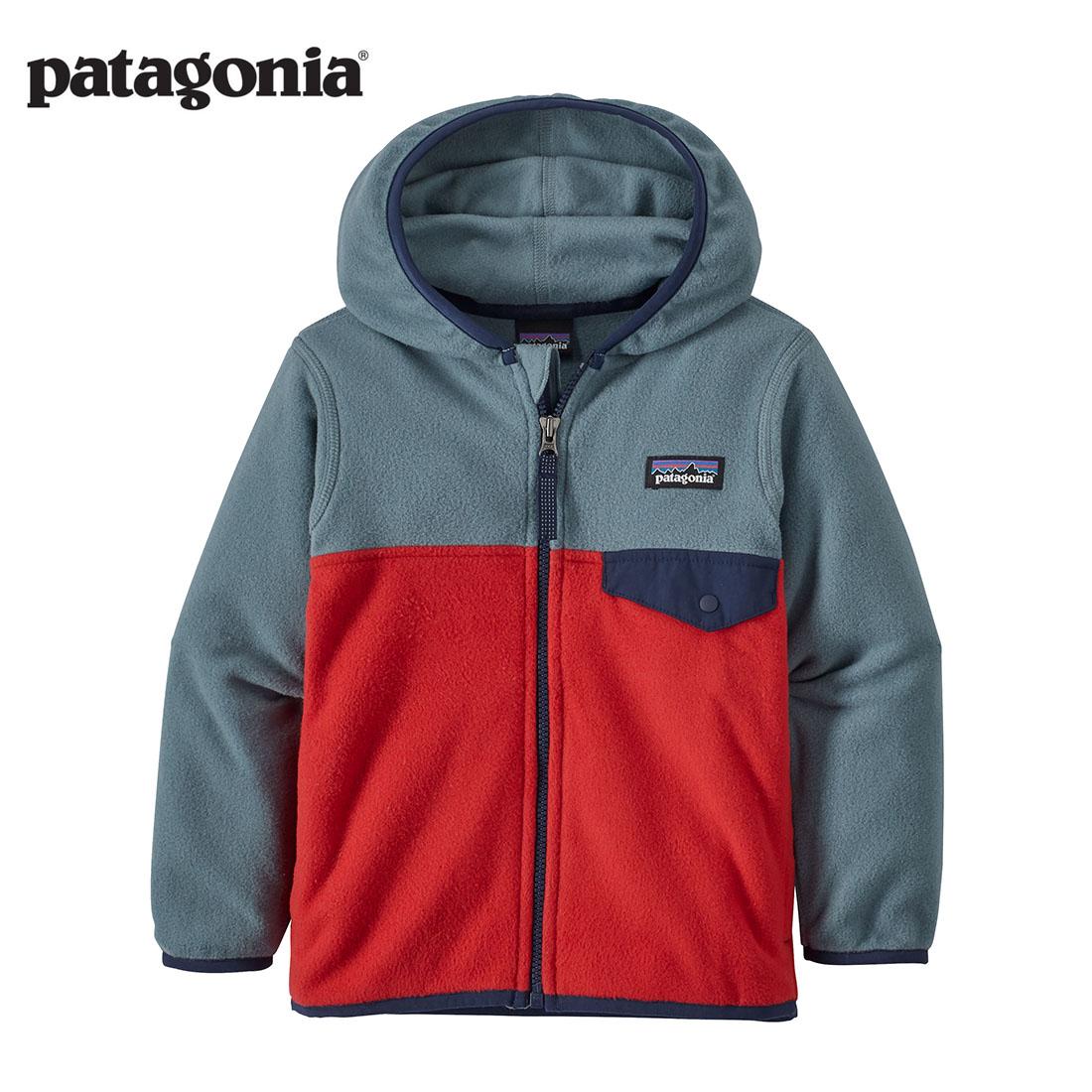 【送料無料】パタゴニア patagonia ベビー・マイクロD・スナップT・ジャケット(18M/18ヶ月)メール便不可 60155