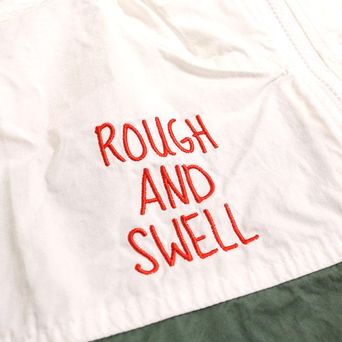 【送料無料】rough&swell ラフ&スウェル  Ohio Parka(S M L) オハイオパーカー RSM-18073 メール便不可