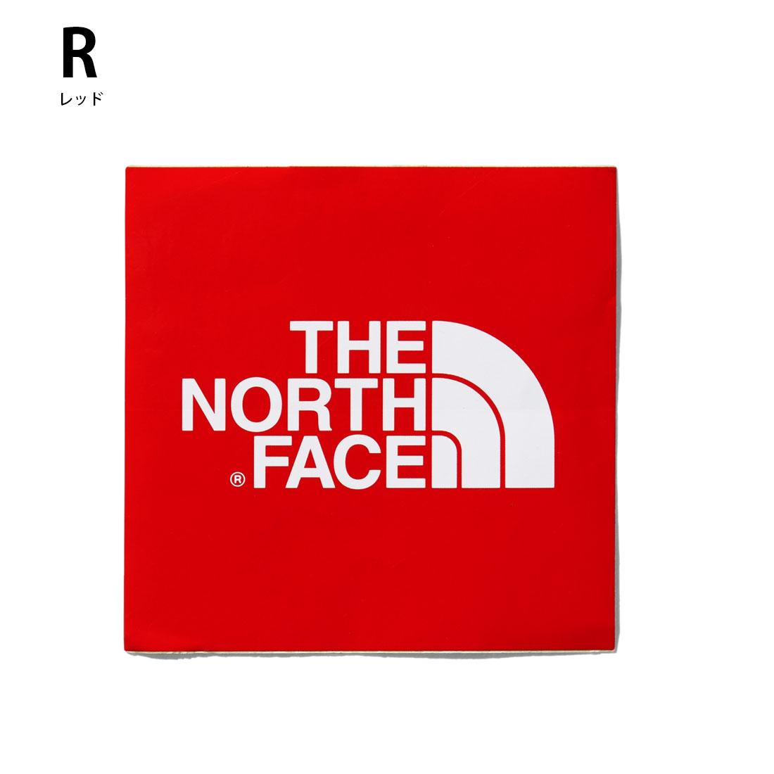 ノースフェイス THE NORTH FACE  TNFステッカー小 【メール便可】