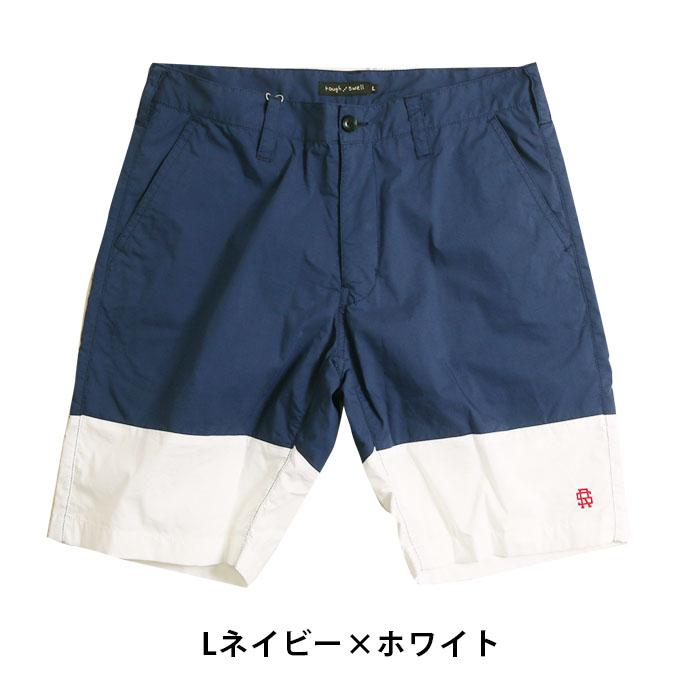 【送料無料】rough&swell ラフ&スウェル  Long Beach Shorts(XL) パンツ ボトムス メール便不可RSM-18066