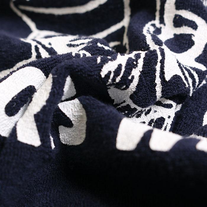 rough&swell ラフ&スウェル 【送料無料】 SOLDIERS 半袖スウェット(S) 半袖/スウェット/ゴルフ/メンズ/カジュアル/日本製/メール便不可