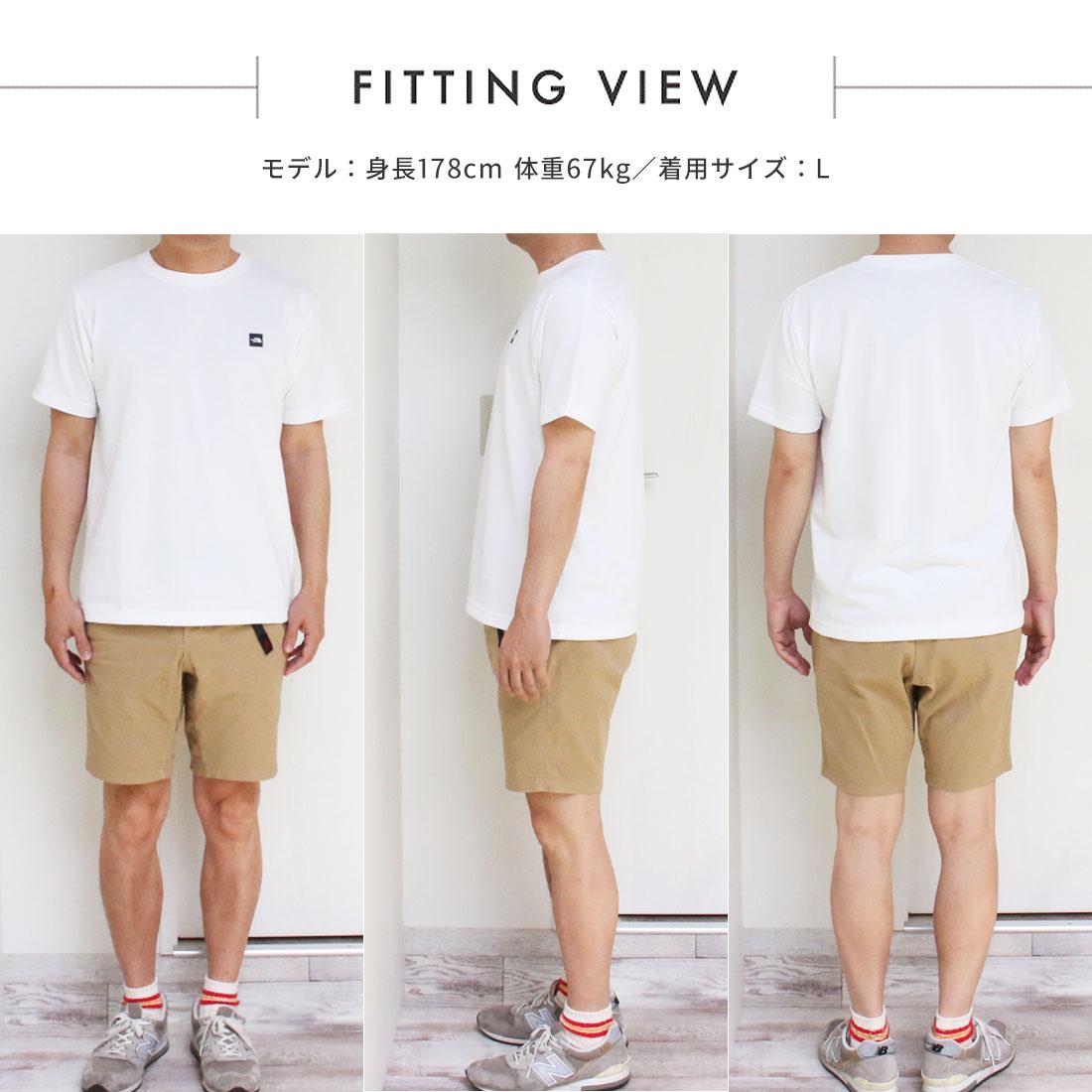 ノースフェイス THE NORTH FACE S/S Small Box Logo Tee(M L)ショートスリーブバックスクエアーロゴティー メンズ 半袖Tシャツ【メール便可】