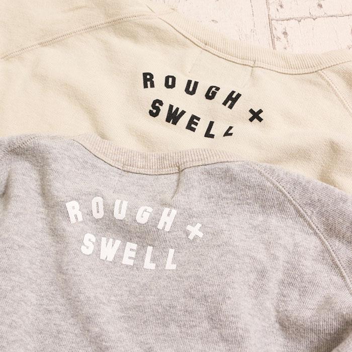 【送料無料】rough&swell ラフ&スウェル スウェット Thumbs Up Sweat(M L XL) サムズアップ スウェット RSM-18226 メール便不可