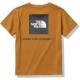 ノースフェイス THE NORTH FACE S/S Square Logo Tee(100cm 110cm 120cm 130cm 140cm 150cm)ショートスリーブスモールスクエアロゴティーキッズ ジュニア 半袖Tシャツ 【メール便可】