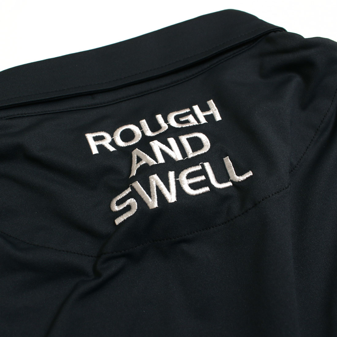 rough&swell ラフ&スウェル 【送料無料】○新作○2019 TOUR POLO(M L XL)ツアーポロ ポロシャツ メール便不可