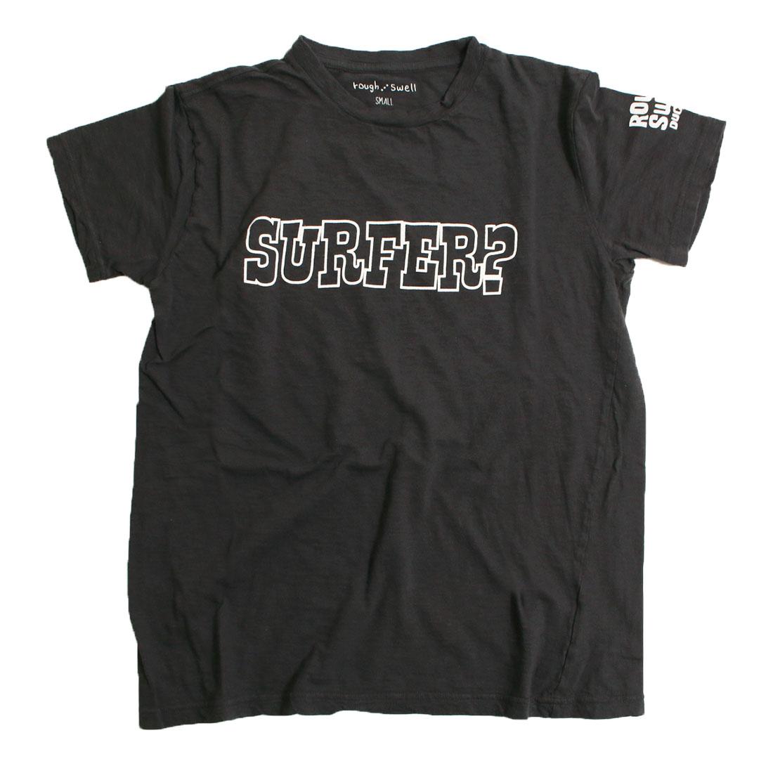 rough&swell ラフ&スウェル  メンズ【送料無料】 SURFER? TEE(S M L XL)半袖Tシャツ