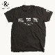 rough&swell ラフ&スウェル メンズ【送料無料】 CASSETTE TEE(S M XL)半袖Tシャツ メール便不可 RSM-19103