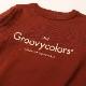 グルービーカラーズ GROOVY COLORS GROOVY BASIC L/S TEE(100cm 110cm 120cm)天竺ロングスリーブTシャツ ロンT 長袖Tシャツ 【メール便可】1608403