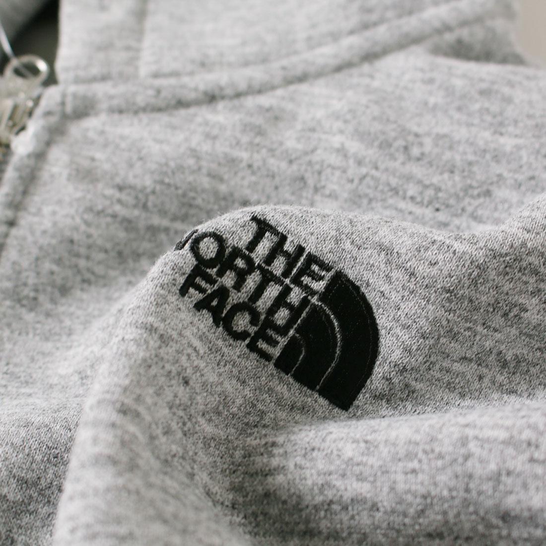 ノースフェイス THE NORTH FACE 【送料無料】○新作○Square Logo Fullzip(M L XL)スクエアロゴフルジップパーカー メール便不可