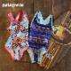 【正規取扱店】パタゴニア patagonia キッズ Baby QT Swimsuit(18ヵ月/1歳半 2T/2歳 3T/3歳) ベビー QT スイムスーツ  【メール便可】60302