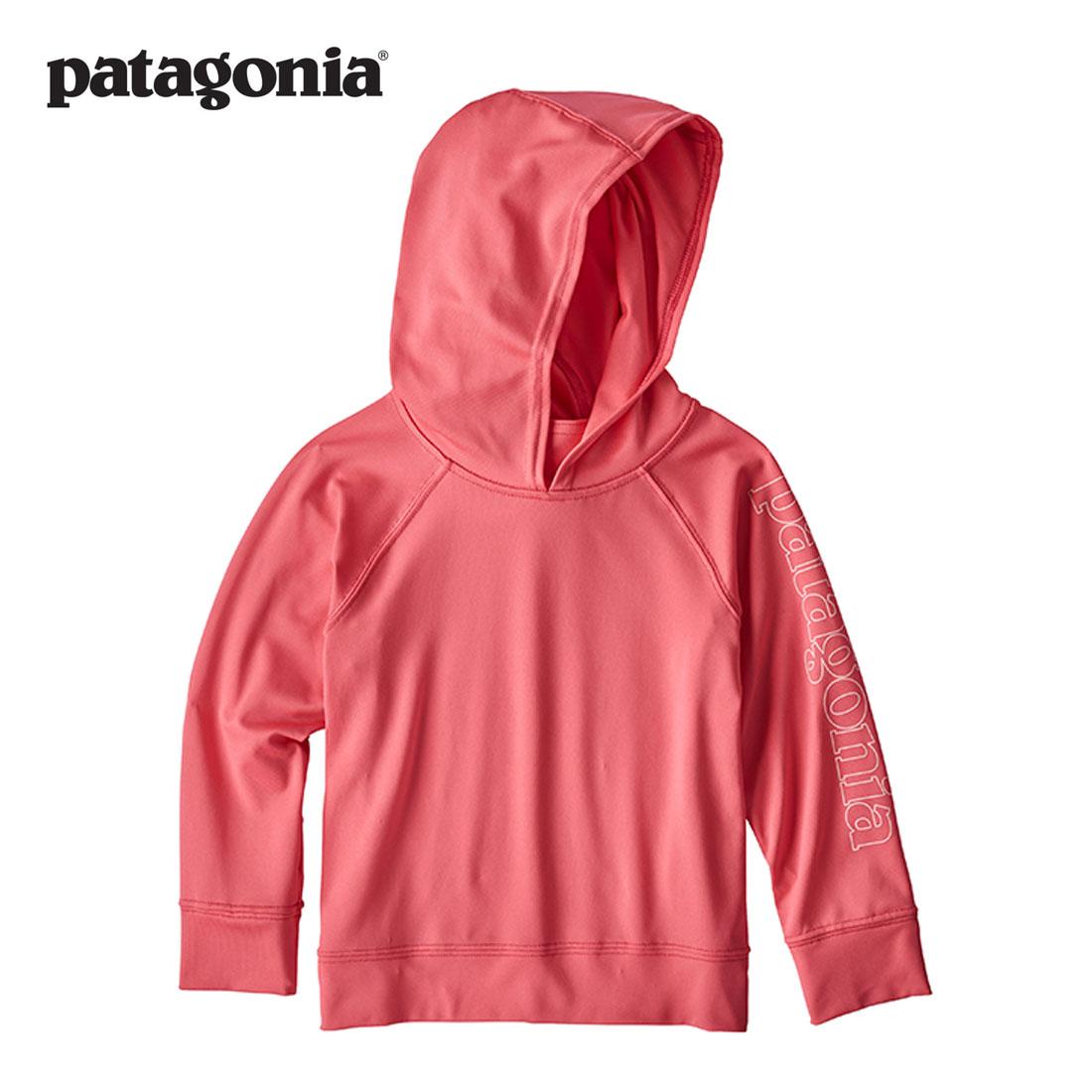 【正規取扱店】パタゴニア patagonia キッズ Baby Cap SW Hoody (2T/2歳 4T/4歳) ベビー・キャプリーン・シルクウェイト・サン・フーディ【メール便可】 61320