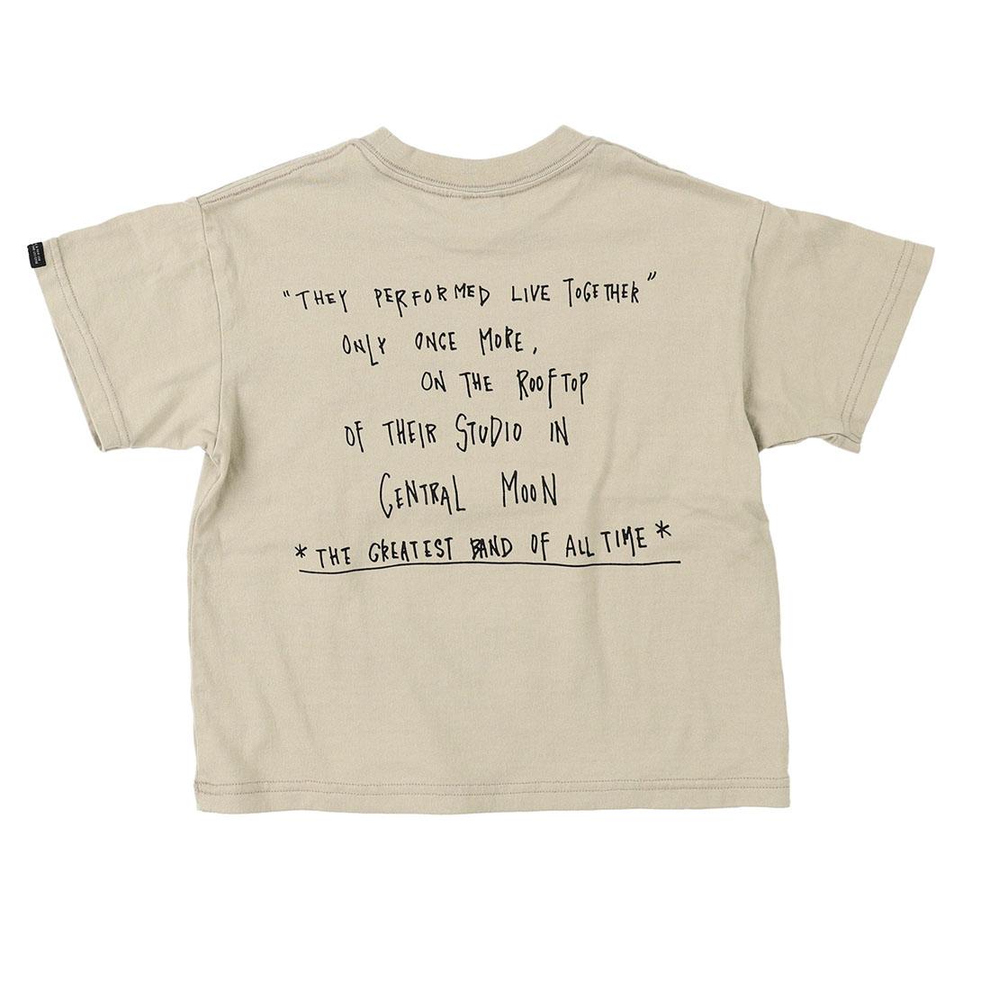グルービーカラーズ GROOVY COLORS GROOVY DRIP APPLE BIG TEE(150cm 160cm)半袖 Tシャツ【メール便可】1612409