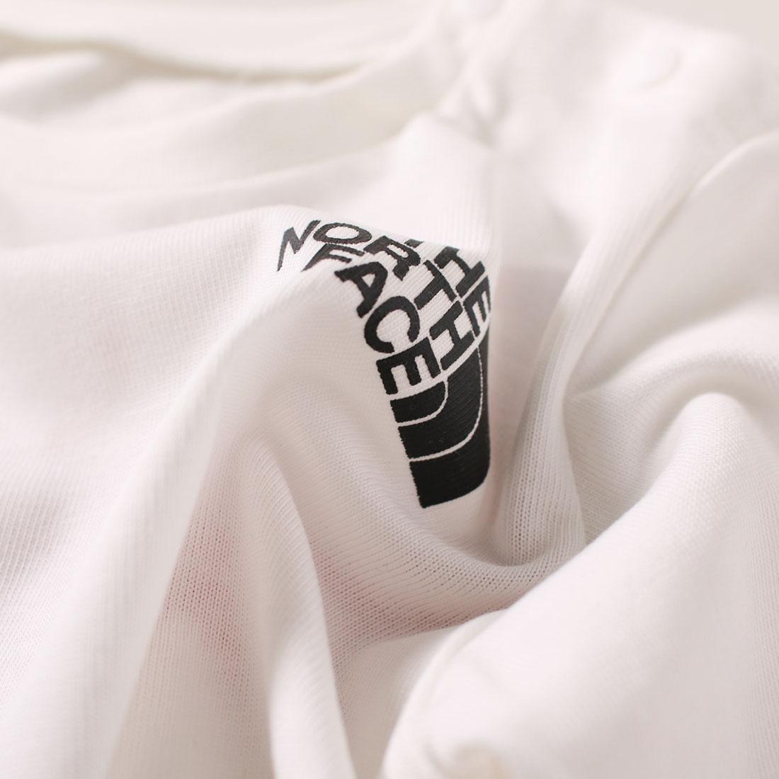 ノースフェイス THE NORTH FACE○新作○L/S Square Logo Tee/ロングスリーブスクエアロゴティー(120cm 130cm 140cm)長袖Tシャツ【メール便可】NTJ81826