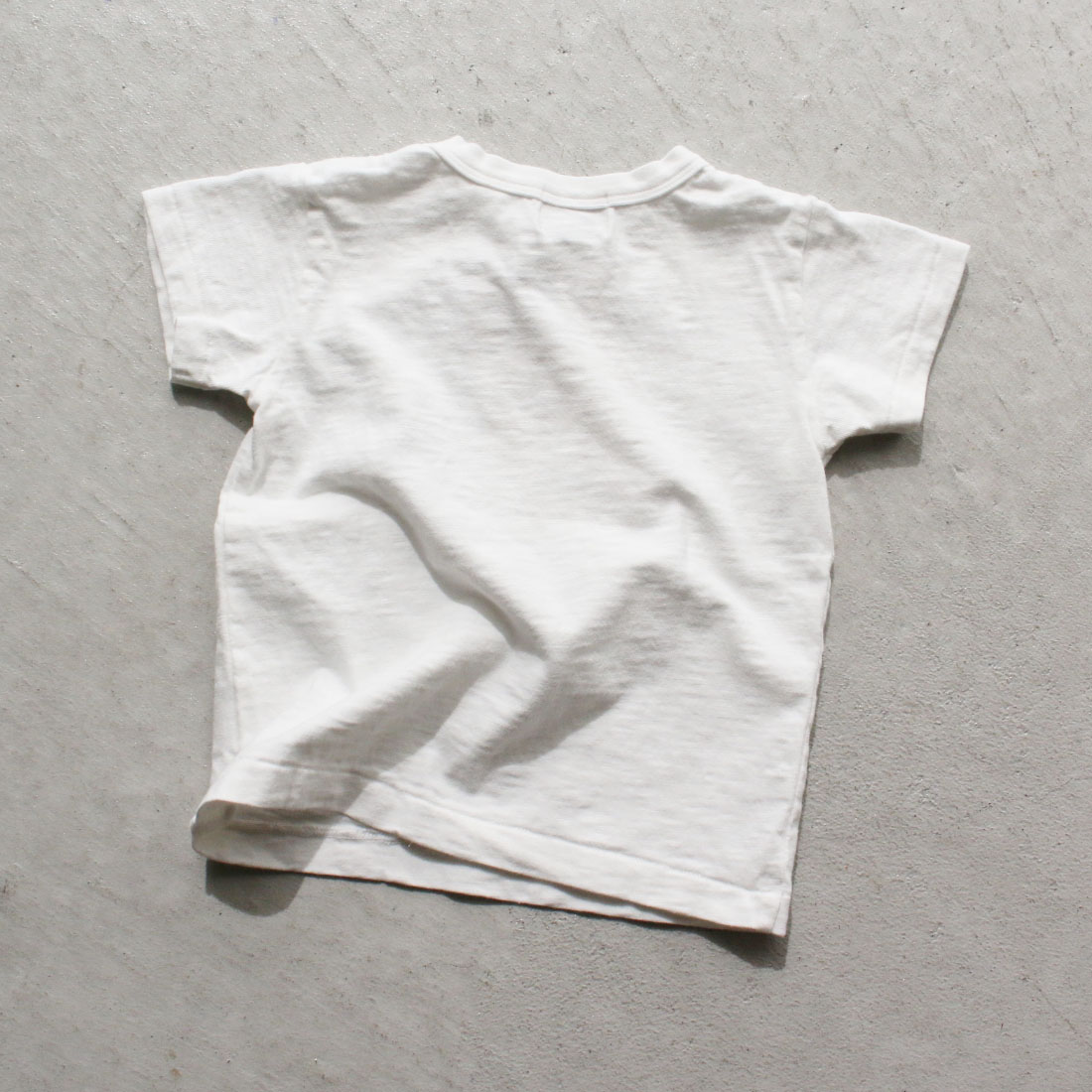 デニム&ダンガリー DENIM DUNGAREE D&D FAMILY BABY TEE(80cm 90cm 100cm)ベビー Tシャツ【メール便可】712419