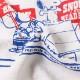 デニム&ダンガリー DENIM DUNGAREE D&D SNOOPY PRESIDENT BABY TEE(80cm 90cm 100cm)ベビー Tシャツ【メール便可】3712402