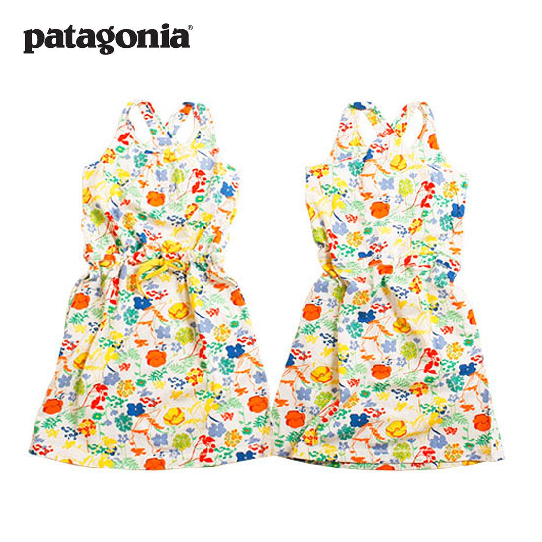 【正規取扱店】パタゴニア patagonia  Girls' Tidal Dress(L)ガールズ・タイダル・ドレス メール便不可
