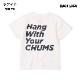 CHUMS チャムス Kid's HWYC T-Shirt(90cm 100cm 110cm 120cm 130cm 140cm)半袖 キッズ 【メール便可】