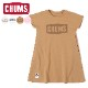 CHUMS チャムス Kid's CHUMS Logo Dress(90cm 100cm 110cm 120cm 130cm 140cm)キッズ ワンピース【メール便可】