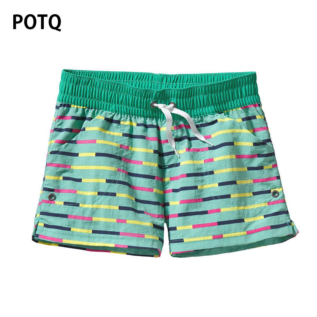 パタゴニア Patagonia ジュニア Girls' Costa Rica Baggies Shorts(M XL)ガールズ・コスタリカ・バギーズ ショーツ 【メール便可】