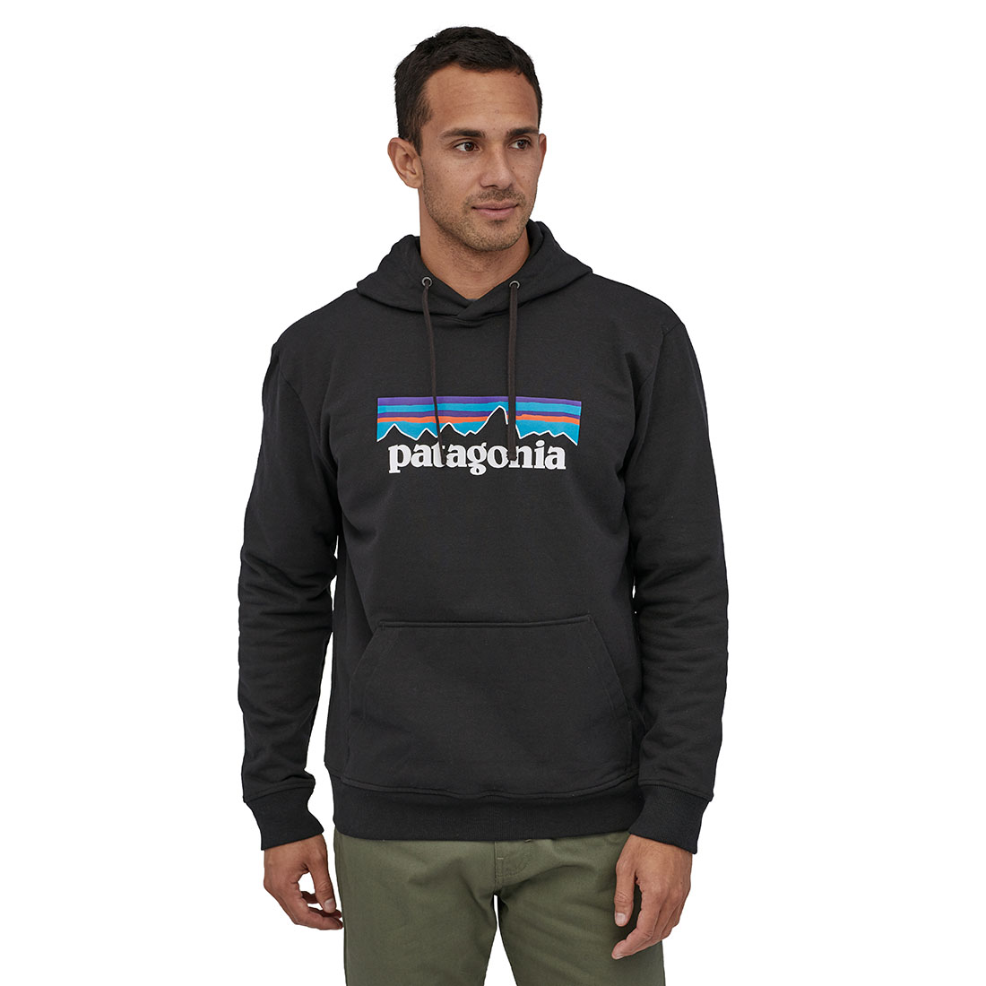 【送料無料】パタゴニア  Patagonia  メンズ M's P-6 Logo Uprisal Hoody(S M L)  メンズ・P-6ロゴ・アップライザル・フーディ パーカー メール便不可