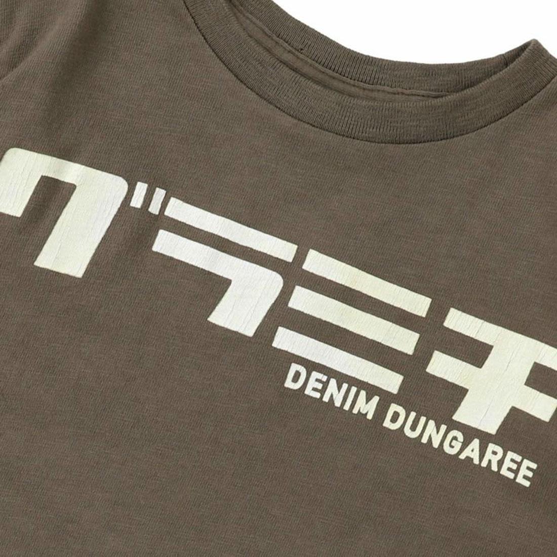デニム&ダンガリー DENIM DUNGAREE 【送料無料】 D&D グラミチ ニホンゴ TEE(100cm 110cm 120cm)【メール便可】3712474 GRAMICCI
