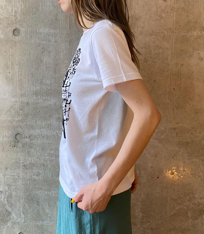 【Kare/ME×dim(カーミー×ディム)】コラボカットソー(レディーガガ)★☆