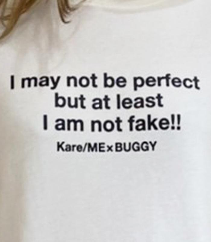 【Kare/ME×buggy(カーミーバギー)】コラボパーカーC★☆