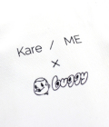 【Kare/ME×buggy-カーミー・バギー-】コットンミニキャンバスバッグY★☆