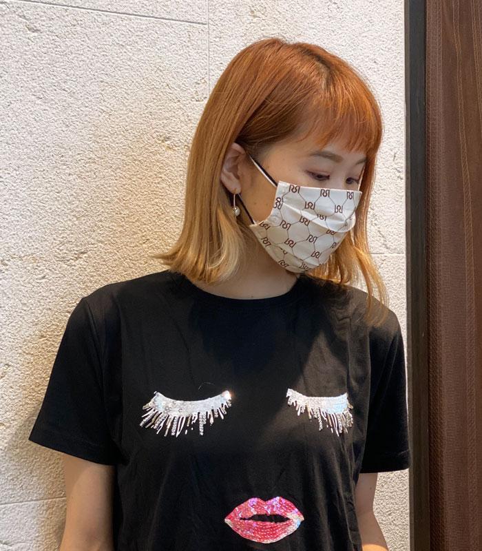 【Rinascimento(リナシメント)】ロゴデザインマスク★