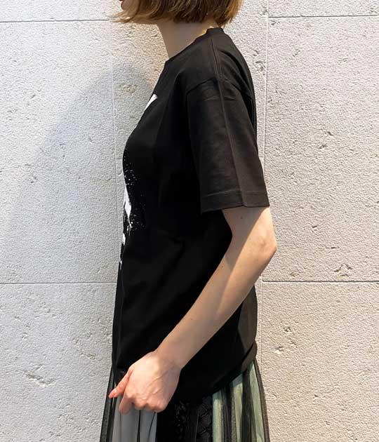 【Kare/ME×buggy(カーミー・バギー)】ロゴプリントTシャツY★☆