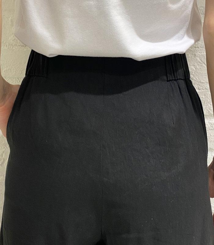 【MARIED'OR(マリードール)】リネン混ワイドパンツ★☆