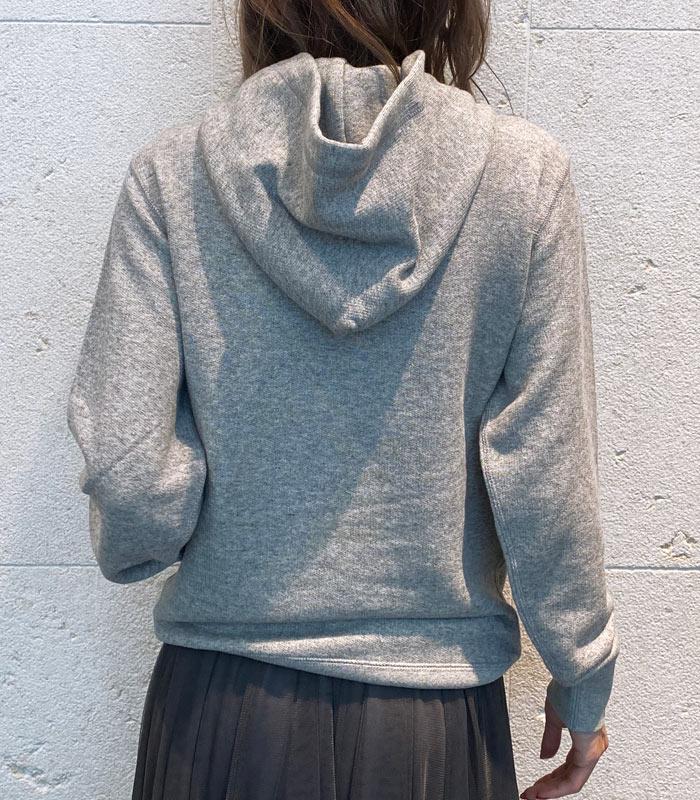 【Kare/ME×buggy(カーミーバギー)】アートフェイクコラボパーカー★☆