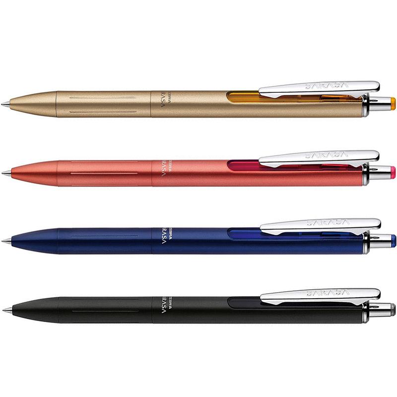【販売終了】ゼブラ サラサグランド 0.4【化粧箱プレゼント】│名入れボールペン