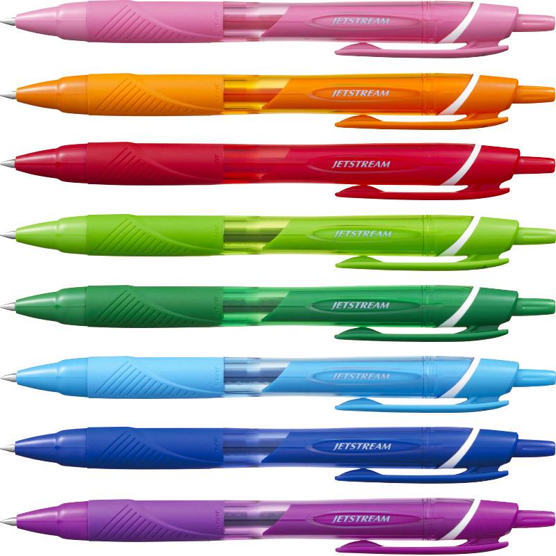 三菱ユニ ジェットストリーム カラーインク 0.5 【セール&多色印刷割引】│名入れボールペン