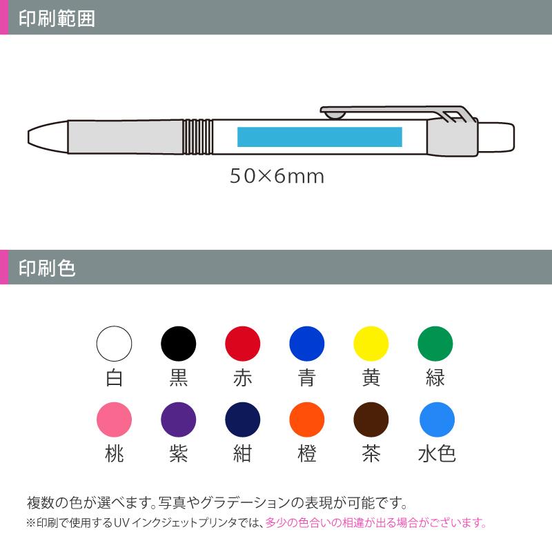 ぺんてる ドットイーボールペン 0.7│名入れボールペン