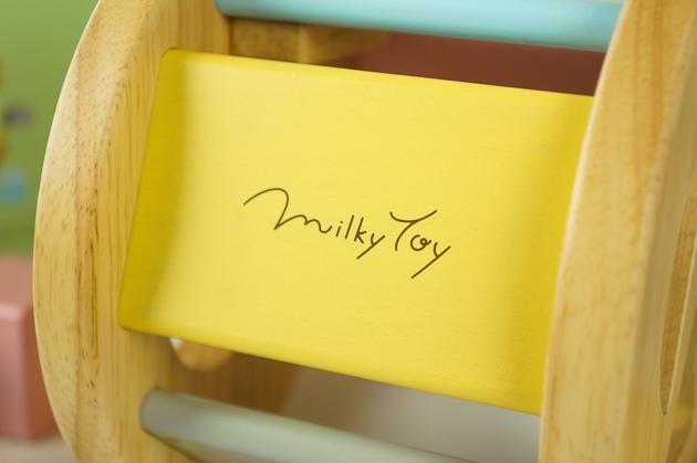 ミルキートイ[シュガーボックス] 型はめパズルセット