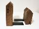 おうちの木製ブックエンド