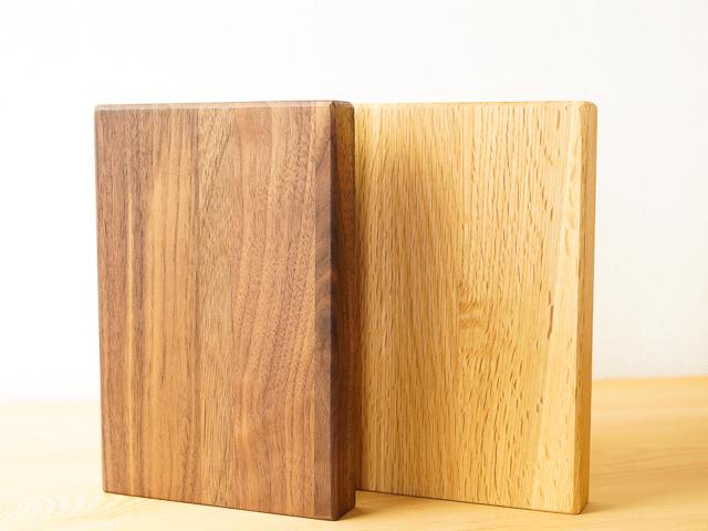 木のブックエンド お気に入りの本を並べて♪