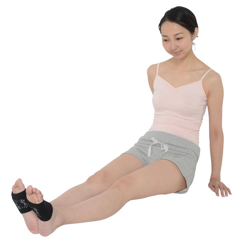 磁気とゲルマのWパワー!足の裏から全身を元気にしましょう。磁気治療フットバンド