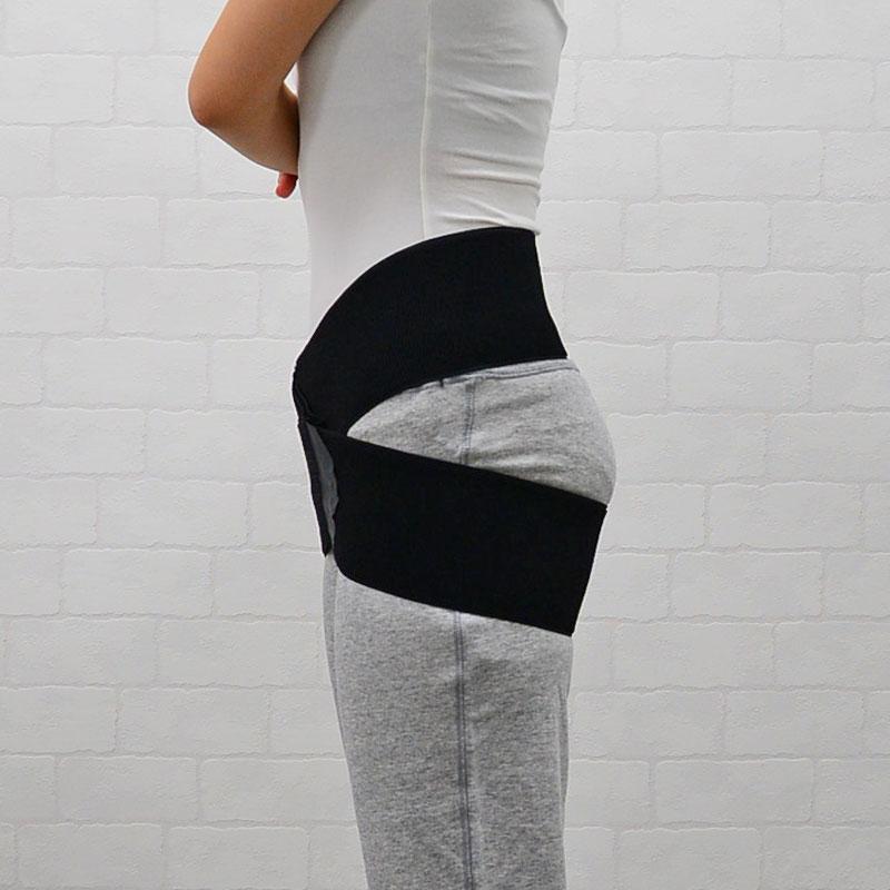 50%OFF!強力サポートで腰を支える!骨盤引締め・ヒップアップにも! <BR>《ウエスト&骨盤 》磁気治療ベルト