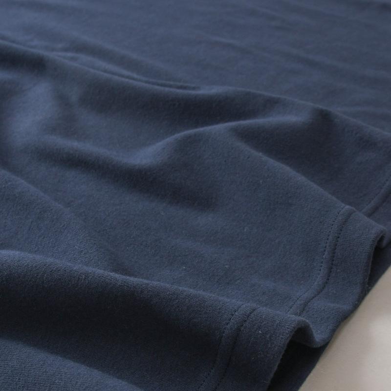 サーマルニットコンビ ワンピース(7分袖)