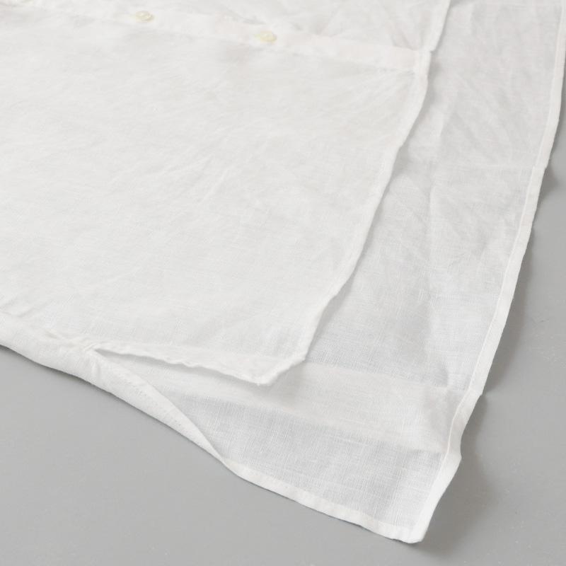 ノルマンディリネン2 ブラウス(7分袖)