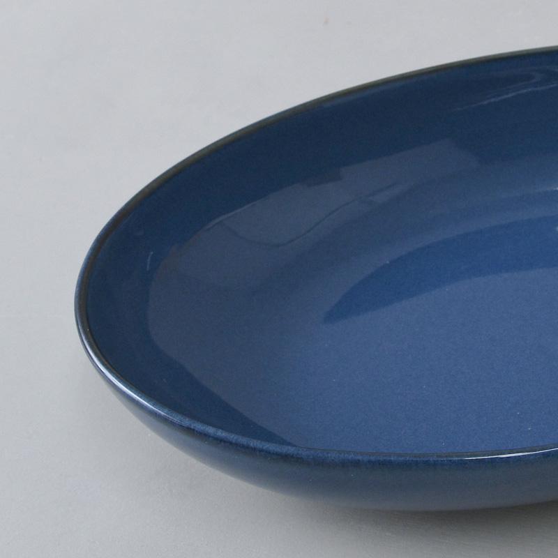エリップス オーバル皿L