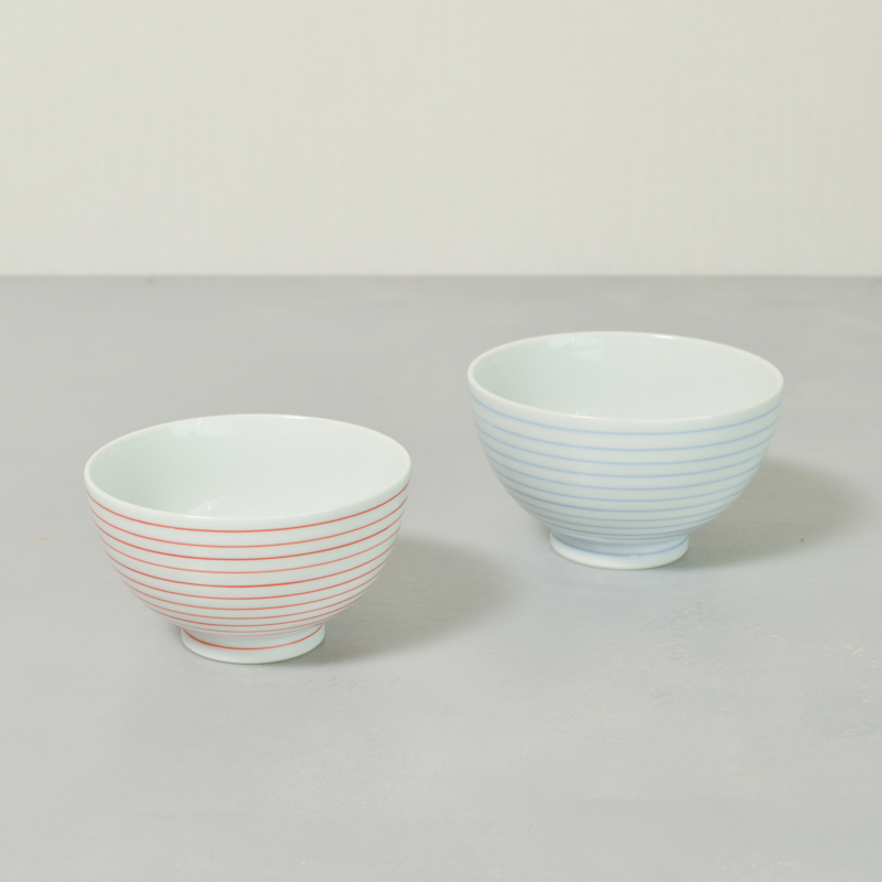 駒糸 飯碗(小)