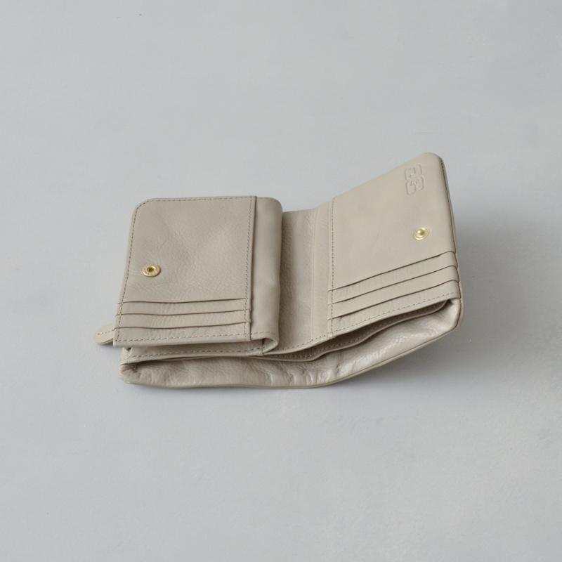 シボレザー2 二つ折り財布