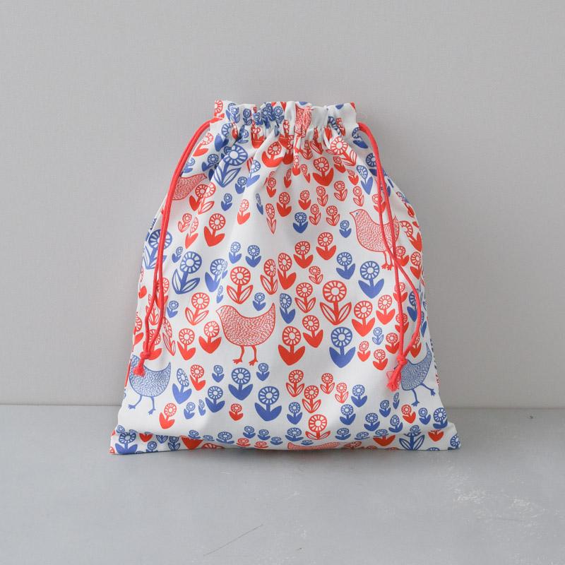 プティ 体操着袋