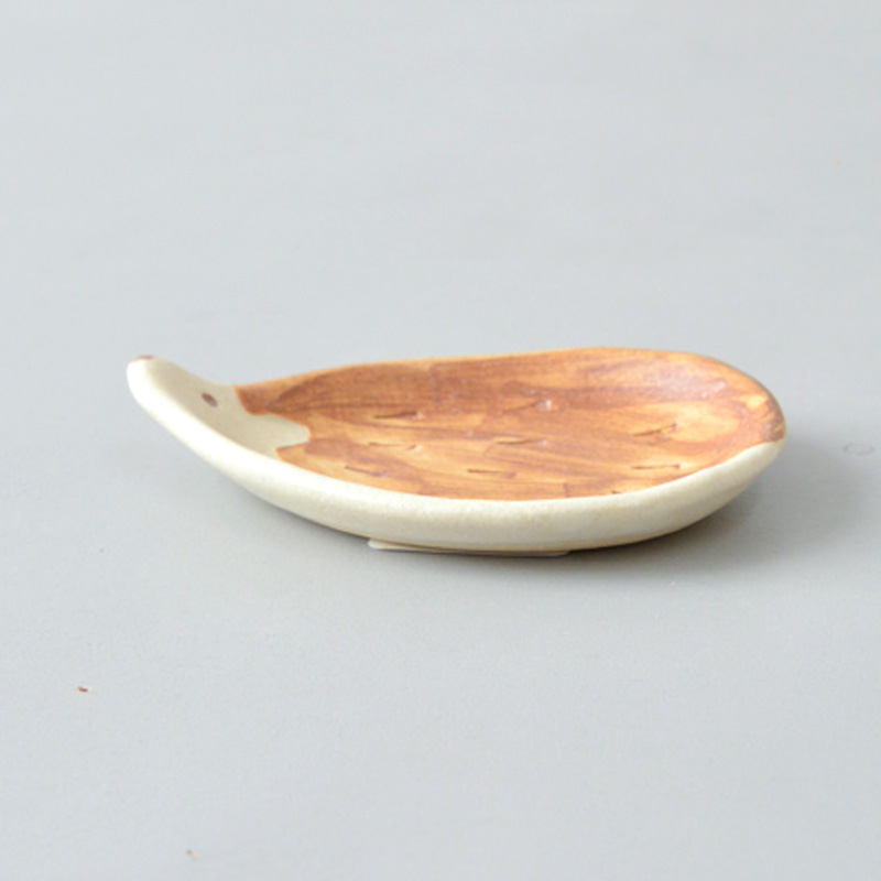 ハリネズミ 小皿