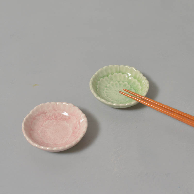 豆輪花 豆皿(はな)
