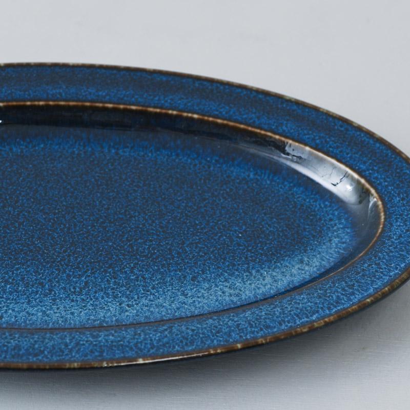 ディッシュ オーバル皿M